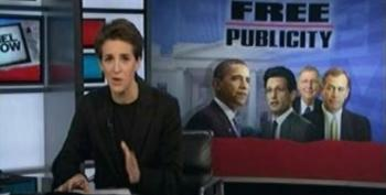 Rachel Maddow Calls Out The Politico For Repeating Republicans' Lies