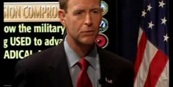 Tony Perkins Suggests Draft Will Be Reinstated If 'Don't Ask, Don't Tell' Is Repealed