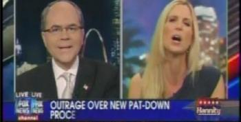 Ann Coulter Wants Sean Hannity To Cut Peter Johnson's Mike