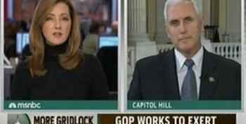 Mike Pence Inadvertently Admits Bush Tax Cuts Didn't Work