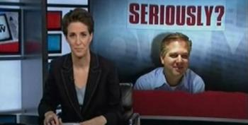 Rachel Maddow Tells Glenn Beck To Leave The IAVA And The Veterans Alone