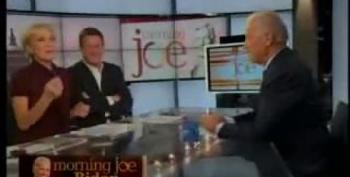 Joe Biden Opines On Sarah's Chances In 2012