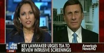 Rep. John Mica Pushes For TSA Privatization