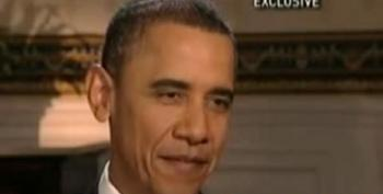 Obama: 'I Don't Think About Sarah Palin'