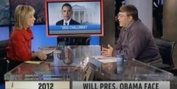 Mitchell And Cook Predict Doom And Gloom For Obama Due To The Economy While Ignoring Republicans Part In Trashing It