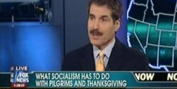 John Stossel: Socialism Almost Ruined Thanksgiving