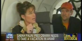 Palin Says Obama Should Use 'All This Vacation Time' To Visit ANWR