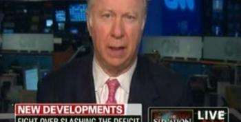 David Gergen Uses Ireland's Situation To Push For 'Tough Medicine' In US Starting With Social Security