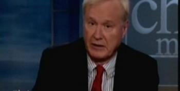 Chris Matthews Asks If We're In The 'Perfect Storm' To Reduce The Federal Deficit