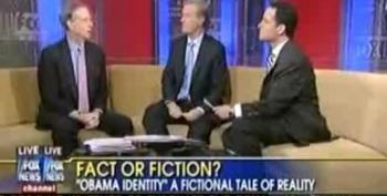 Fox News Helps Former GOP Congressman Suggest Obama Born In Kenya