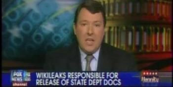 Marc Thiessen Thinks U.S. Should Nab WikiLeaks Editor Like We Did Noriega -- That Is, Invading Sweden
