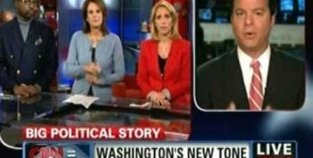 CNN Panel Wonders Why We Can't All Just Get Along – Or In Other Words, Do Everything Republicans Want