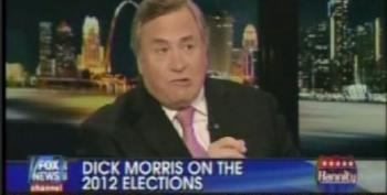 Dick Morris Is All Excited At The Prospect Of 2012 GOP Primaries Being Decided On Fox News