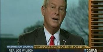 Joe 'You Lie' Wilson Defends His Outburst During State Of The Union Speech