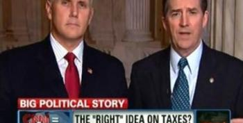 DeMint And Pence Push For Permanent Extension Of Bush Tax Cuts