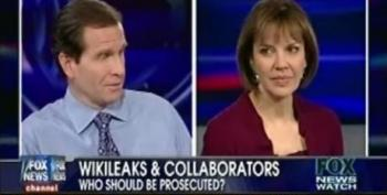 Fox Panel Ignores Big Elephant In The Room -- Judith Miller's Involvement In Plame Case