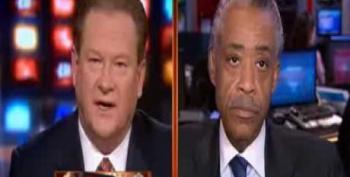 Sharpton Wants FCC To Shut Down Limbaugh's 'Racist Talk'