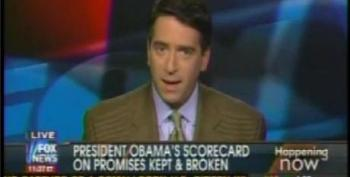 Fox 'Straight News' Reporter James Rosen Raises Laughable Obama 'Security' Concern, Lies About Obama's Promises