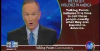 O'Reilly Declares That 'Far Left' Liberals Like Bernie Sanders Are 'Bad For America'