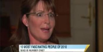Sarah Palin Squirms With Barbara Walters: 'Why Would It Be That There Is That Perception That I Don't Read?'