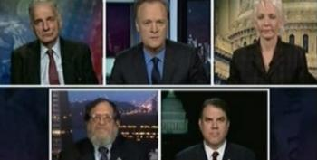 Last Word Panel Discusses The Merits Of A Primary Challenger To President Obama