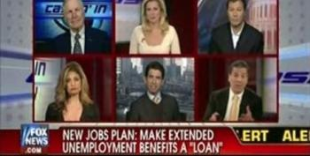 The Panel On Cashin' In Bashes The Long Term Unemployed As Lazy Bums That Don't Want To Get Off Their Couches
