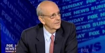 Justice Breyer: 'Very Important' To Attend State Of The Union Address