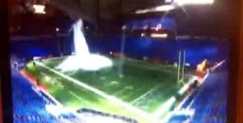 Amazing Time Lapse Video From Inside Metrodome As Roof Collapses
