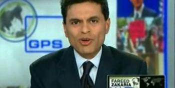 Fareed Zakaria: Obama Should Have Gotten A Better Deal On Tax Cuts