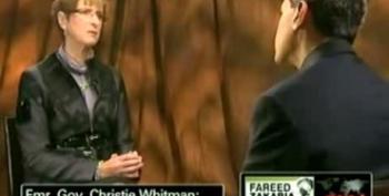 Christie Todd Whitman: Palin Lacks 'Depth' To Be President