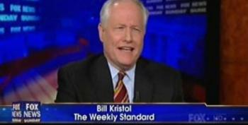 Bill Kristol Calls Embracing Republican Policies A Pivot To The Center