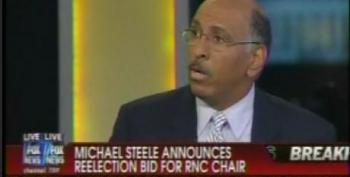 Michael Steele Confounds His Critics, Announces He'll Seek 2nd Term As RNC Chair