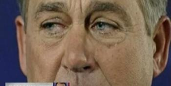 Rachel Maddow: Boehner's Crying Doesn't Mean He Wants To Fix The Thing That Makes Him Cry
