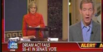 DREAM Act Falls Short On Cloture, But Senate Advances DADT Repeal