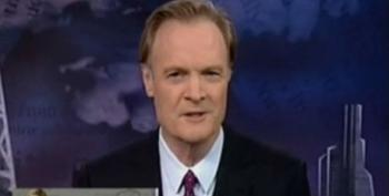 Lawrence O'Donnell Challenges Ann Coulter To Donate To Kids In Need Of Desks Campaign