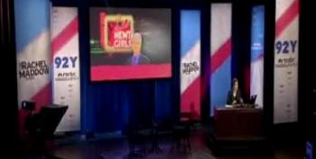 Maddow: 'Newt Gingrich Is A Direct Mail Scam Artist'