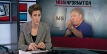 Maddow: Barbour's Segregationist Ties Undermine His Presidential Ambitions