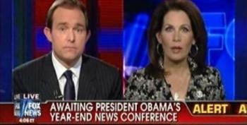 Michele Bachmann Calls 9-11 Responders Bill A New Entitlement Program