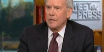 Tom Brokaw Pretends President Obama Hasn't Spent The Last Two Years Working With Business Leaders