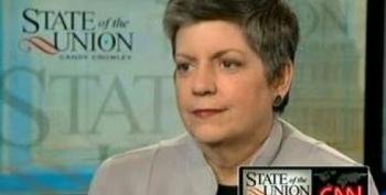 Napolitano: Get Used To The Invasive Scans, Pat-downs