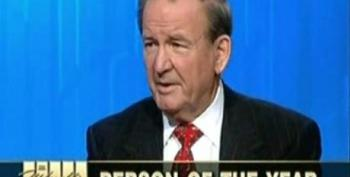 Pat Buchanan Predicts Palin Will Get The 'Pole Position' In The Republican Presidential Primaries