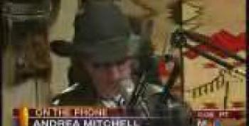 Imus Asks Andrea Mitchell If She's 'Drunk' Over Her Valerie Plame Comments In 2005