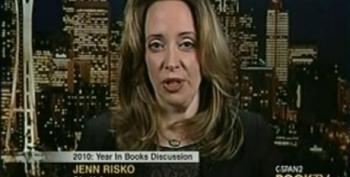 Jenn Risko Explains Why Bush's Memoir Is So Popular On C-SPAN's Book TV