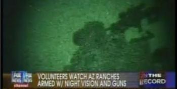 Fox's Griff Jenkins Files Fluff Piece On Arizona's Vigilante Border Watchers