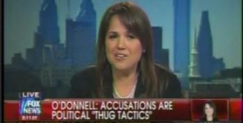 O'Donnell Complains That Investigation Of Her Finances Is All About 'Thug Tactics'