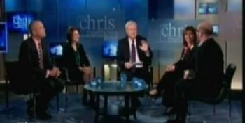 The Villagers On The Chris Matthews Show Are Giddy Over The Prospect Of Obama Preaching Austerity In State Of The Union Address