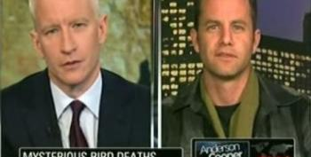 Anderson Cooper Brings On 'Left Behind' Actor Cameron To Discuss Bird And Fish Deaths In Arkansas -- Seriously?