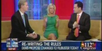Fox & Friends Crew Derides Democrats' Plans For Filibuster Reform