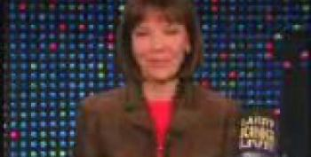 Judy Miller Discusses Her Leaving The NY Times With Larry King 2005