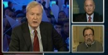 Chris Matthews Is Tired Of The 'Stupid Bickering Over Illegal Immigration'